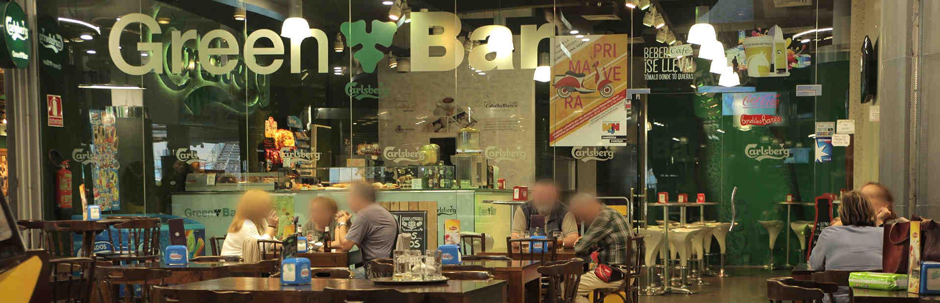 green bar mn4