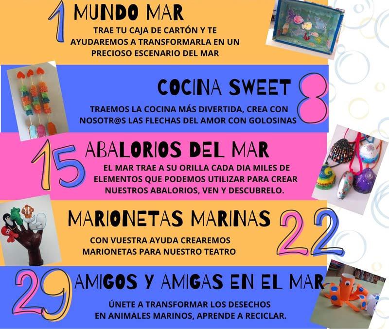 Actividades MN4 Kids FEBRERO