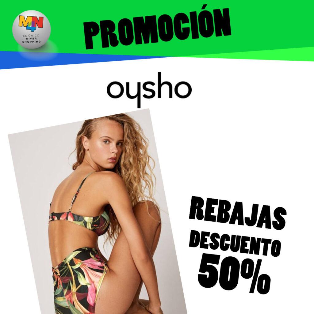 OYSHO – Descuento -50%