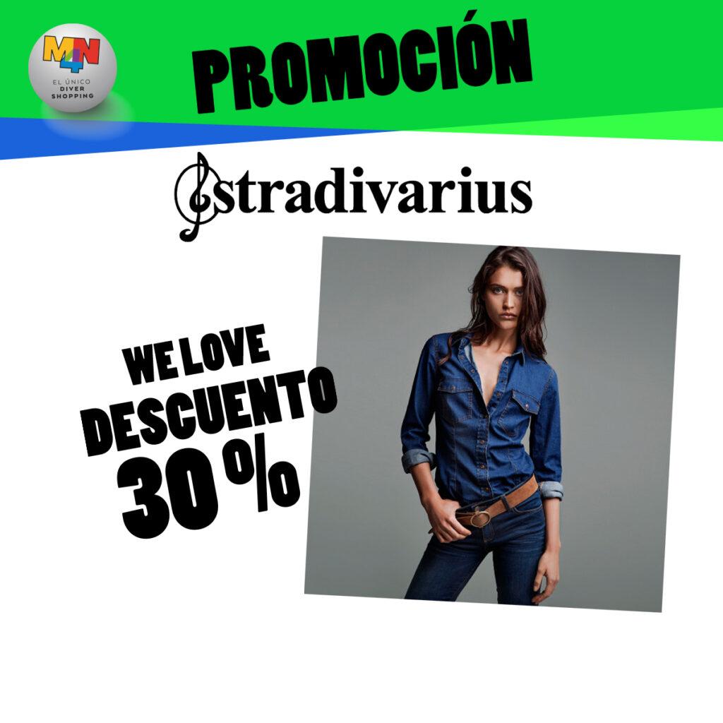 STRADIVARIUS – Descuento -30%
