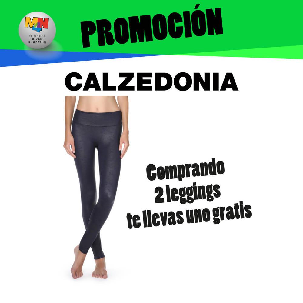 CALZEDONIA – Comprando 2 leggings te llevas uno gratis