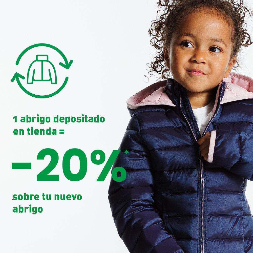 OKAÏDI- Recicla tu abrigo -20%