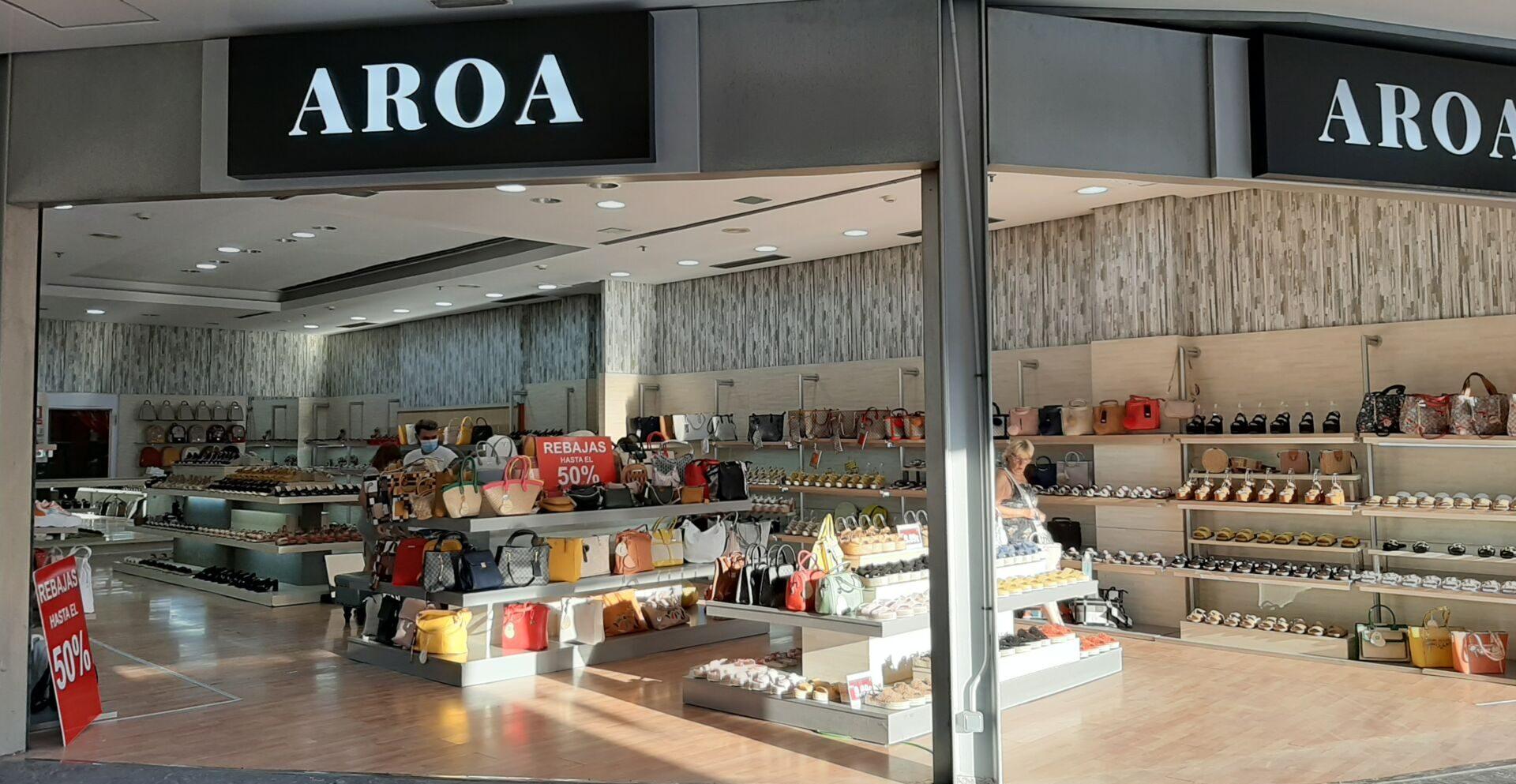 Tienda AROA MN4